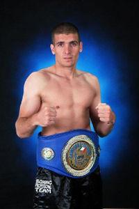 Salvatore Erittu boxer