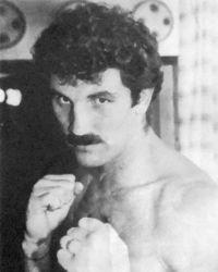 John Westgarth boxer