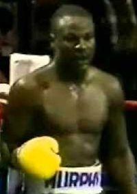 Lamar Murphy boxer