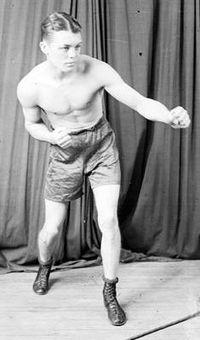 Tod Morgan boxer
