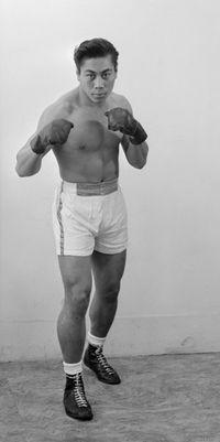 Tuna Scanlan boxer