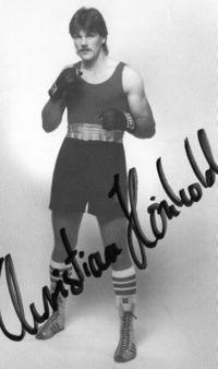 Christian Honhold boxer