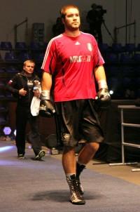 Vladimir Tereshkin boxer