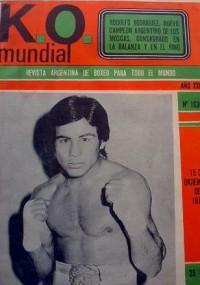 Rodolfo Rodriguez boxer