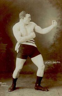 Jewey Smith boxer