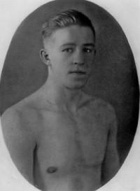 Herman van 't Hof boxer