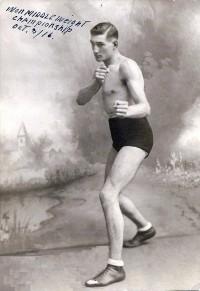 Spud Murphy boxer