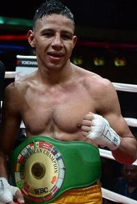 Antonio Fernandez boxer