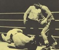 Kiyoshi Hatanaka boxer