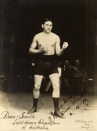 Dave Smith boxer
