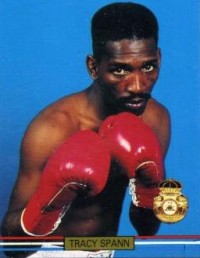 Tracy Spann boxer