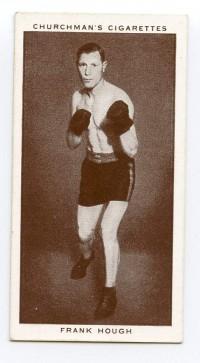 Frank Hough boxer