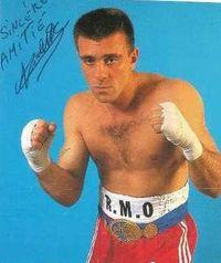 Eric Nicoletta boxer
