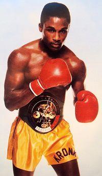 Jemal Hinton boxer