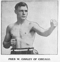 Fred Cooley boxer