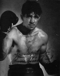 Maurice Strickland boxer