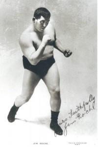 Jem Roche boxer