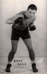 Steve Carr boxer