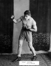 Billy Angelo boxer