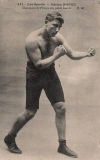 Adrien Hogan boxer