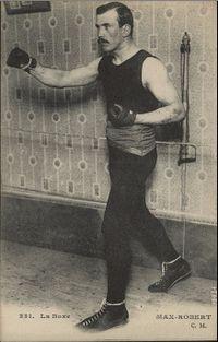 Max Robert boxer