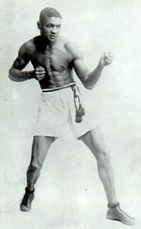 Allentown Joe Gans boxer