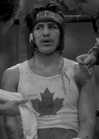 Danny Stonewalker boxer
