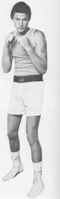 Lance Revill boxer