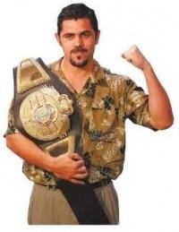 Carlos Cruzat boxer