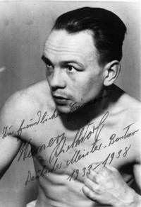 Werner Riethdorf boxer