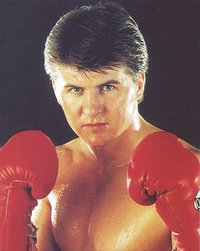Nicky Piper boxer