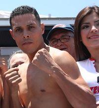 Mario Santiago boxer