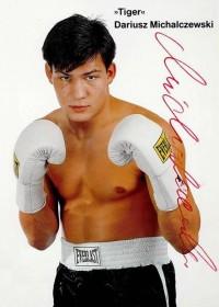 Dariusz Michalczewski boxer