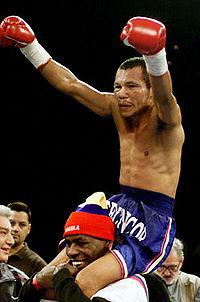 Miguel Barrera boxer