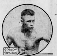 Speedy Sparks boxer