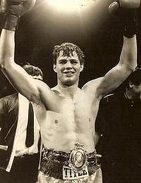 Glenn McCrory boxer