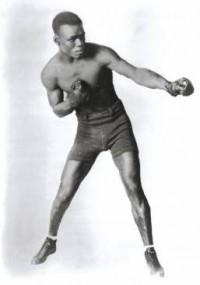 Panama Joe Gans boxer