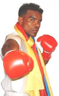 Mauricio Pastrana boxer