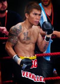 Rivo Rengkung boxer