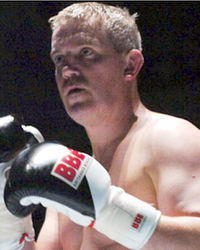 Tony Booth boxer