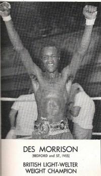 Des Morrison boxer