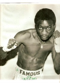 Billy Famous boxer