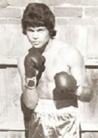 Lawrence Austin boxer