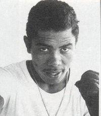 Alfonso Perez boxer