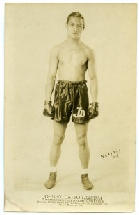 Johnny Datto boxer
