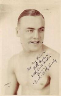Bobby Brady boxer