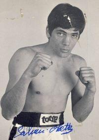 Matteo Salvemini boxer