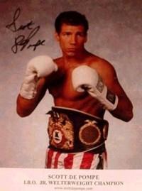 Scott DePompe boxer