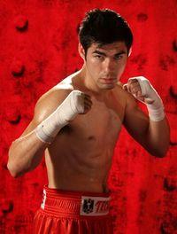 Alejandro Barrera boxer