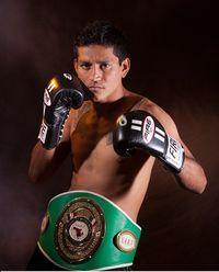 Jose Salgado boxer